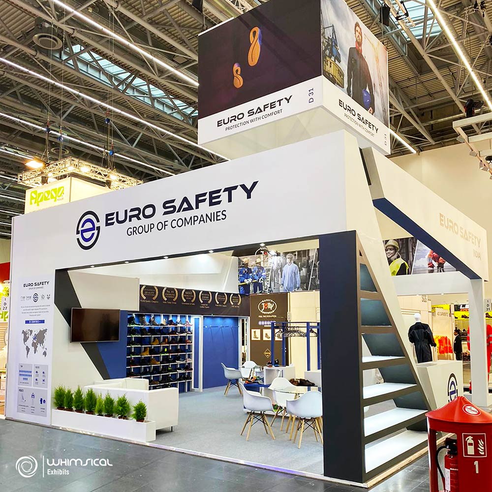 Euro Safety Exhibition Stand