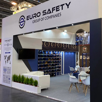 Euro-Safety- Exhibition Stand in Germany